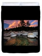 Welcoming Waters Duvet Cover