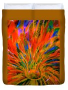 Well Of Colors Duvet Cover