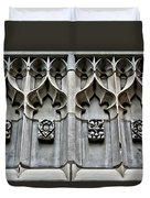 Wellesley College Tower Court Detail Duvet Cover