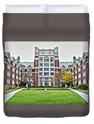 Wellesley College Tower Court Duvet Cover