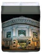 Wells Fargo Bank Building In San Francisco, California Duvet Cover