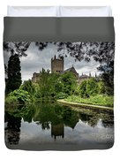 Wells Pond Duvet Cover