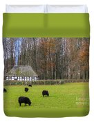 Welsh Farmhouse Duvet Cover