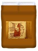 Wendy - Tile Duvet Cover
