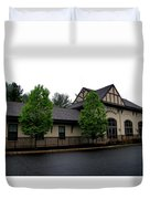 Wenonah- Borough Hall Duvet Cover