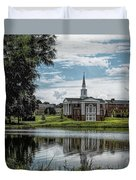 Wesleyan Chapel Duvet Cover