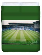 West Bromwich Albion - The Hawthorns - Brummie Road End 2 - August 2003 Duvet Cover