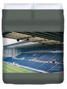West Bromwich Albion - The Hawthorns - East Stand 1 - August 2003 Duvet Cover