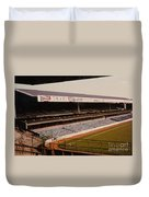 West Bromwich Albion - The Hawthorns - Rainbow Stand 1 - 1980s Duvet Cover