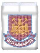 West Ham Duvet Cover