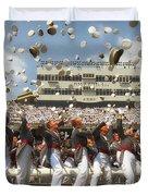 West Point Graduation Duvet Cover