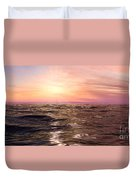West Sunset Romantic Duvet Cover