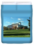 Westchester Country Club Duvet Cover