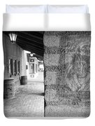 Western Alley 2 Duvet Cover