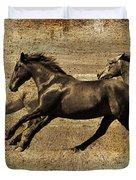 Western Flair Duvet Cover