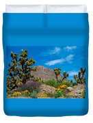 Western Grand Canyon Area Duvet Cover
