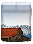 Western Living 2 Duvet Cover