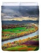 Western Massachusetts Duvet Cover