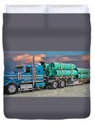 Western Star Ipex Truck Duvet Cover