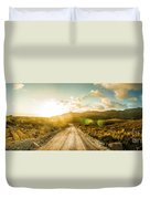 Western Way Duvet Cover