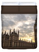 Westminster Palace Duvet Cover