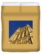 Westminster Palace, London Duvet Cover