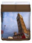 Westminster Station Duvet Cover