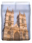 Westmintser Abbey Duvet Cover