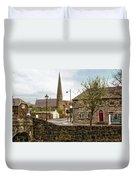 Westport Town Duvet Cover