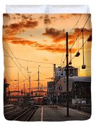 Westward Duvet Cover