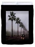 Wet Journey Home Duvet Cover