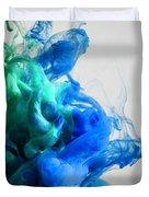 Wet Smoke  Duvet Cover