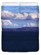Weymouth Bay Duvet Cover