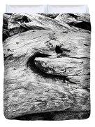 Whake Driftwood Duvet Cover