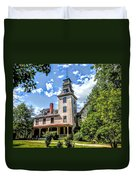 Wharton Mansion Duvet Cover