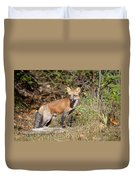 What Does The Fox Say Duvet Cover