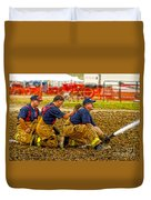 What Fire Duvet Cover
