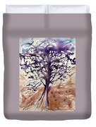What Is The Tree? Duvet Cover