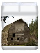 Whatcom Barn_mg_0808-edit- Duvet Cover