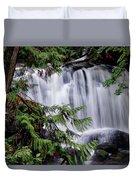 Whatcom Falls Cascade Duvet Cover