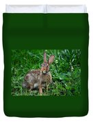 Whats Up Doc Duvet Cover