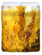 Wheat Field Duvet Cover