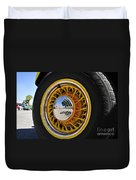 Wheel Nice Duvet Cover