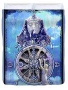 Wheel Of Fortune Duvet Cover