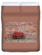 Wheelbarrow Duvet Cover