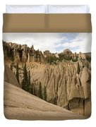 Wheeler Geological Area Is A Unique Duvet Cover
