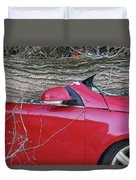 When A Tree Falls - 2 Duvet Cover