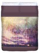 When Earth And Sky Collide Duvet Cover