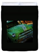 Where Are The Good Old Days Gone Duvet Cover