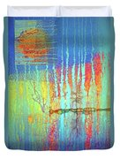 Where Have All The Trees Gone? Duvet Cover